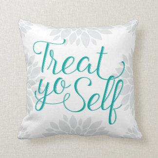 Treat Yo Self Pillow