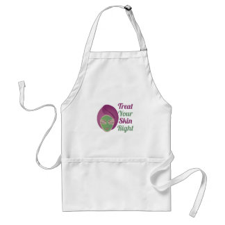 Treat Your Skin Standard Apron