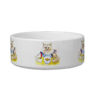 Treat Yourself Kitty Bowl