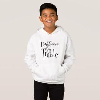 Treble Boy's Hoodie