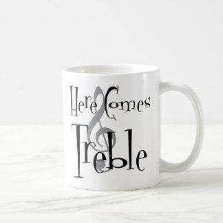 Treble Classic Mug