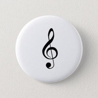 Treble Clef Button