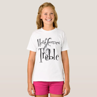 Treble Girl's T-Shirt