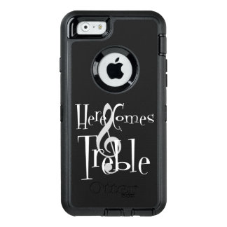Treble iPhone & Samsung Otterbox Case