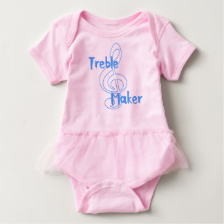 Treble Maker Baby Baby Bodysuit