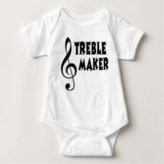 Treble Maker Baby Bodysuit