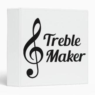 Treble Maker Musical Humour Binder