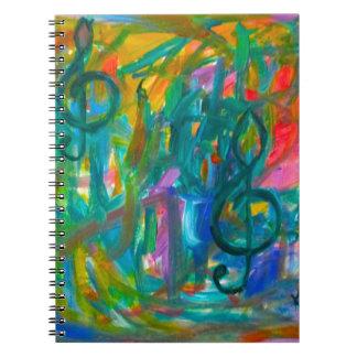 Treble Play Notebooks