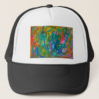 Treble Play Trucker Hat