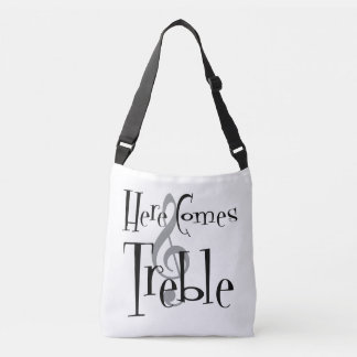 Treble Sling Bag