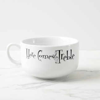 Treble Soup Mug