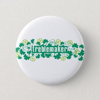 Treblemaker 2 Inch Round Button