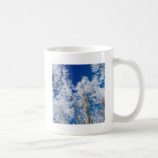 Tree A Frosty Afternoon Mugs