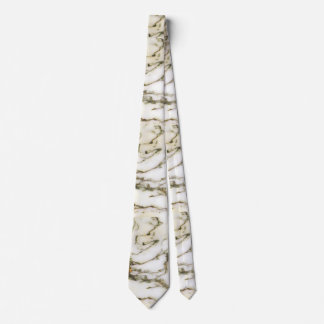 Tree Agate Abstract Art Pattern - Elegant Tie