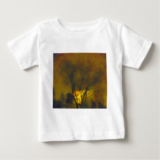 Tree and a street light baby T-Shirt