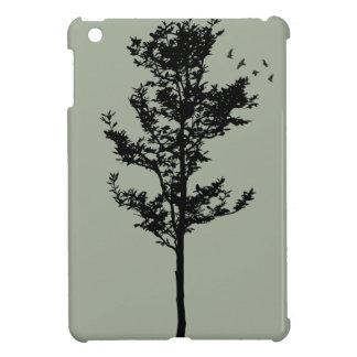 Tree and Birds iPad Mini Cover