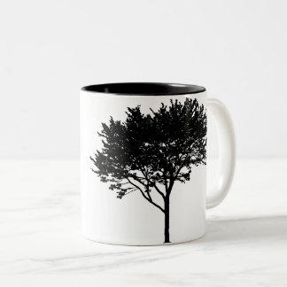 Tree and Birds Mug