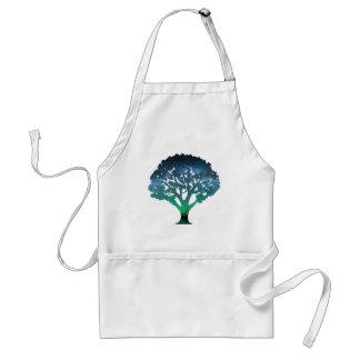 Tree Aurora Standard Apron
