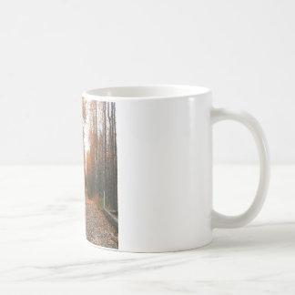 Tree Autumn Shade Coffee Mug