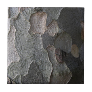 Tree Bark macro photography Tile