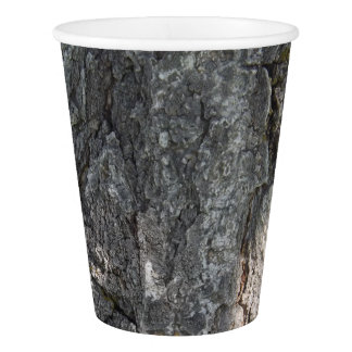 Tree Bark Paper Cup