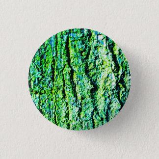 Tree bark pin