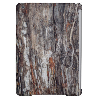 Tree Bark Texture iPad Air Cases