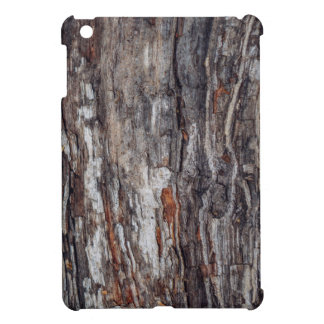 Tree Bark Texture iPad Mini Covers