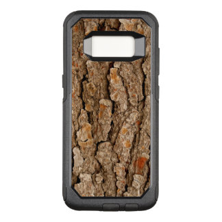 Tree Bark Texture OtterBox Commuter Samsung Galaxy S8 Case