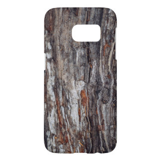 Tree Bark Texture Samsung Galaxy S7 Case