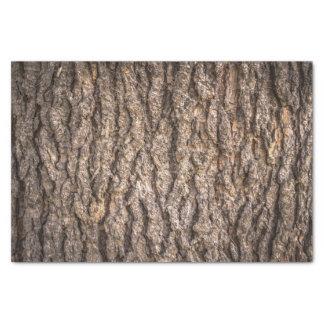 Tree Bark Texture Tissue Paper