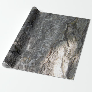 Tree Bark Wrapping Paper