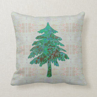 Tree Batik 1 Pillow