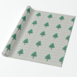 "Tree Batik 1 Wrapping Paper 30"" x 6'"