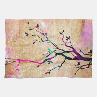 Tree Branch Kitchen Towel