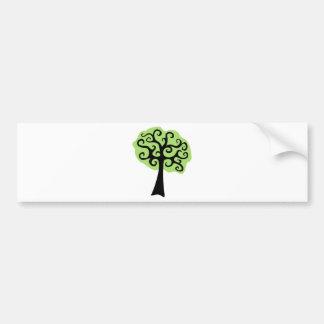 Tree Bumper Stickers
