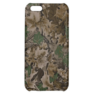 Tree camo iPhone case