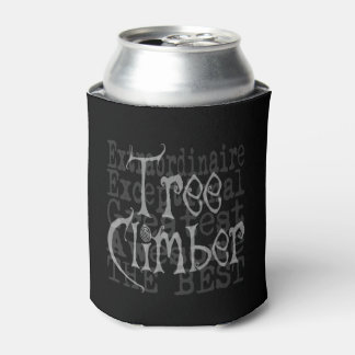 Tree Climber Extraordinaire Can Cooler
