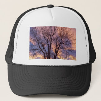 Tree Colors Of The Night Trucker Hat