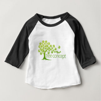 Tree Concept Baby T-Shirt