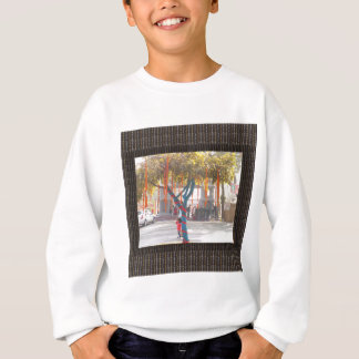 Tree Decorations India arts crafts festival delhi Sweatshirt