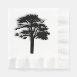 Tree Disposable Napkins