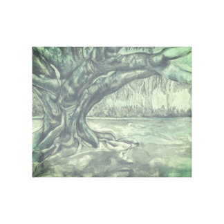 Tree Drawing Original Wall Art