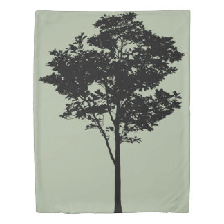 Tree Duvet Cover - Twin