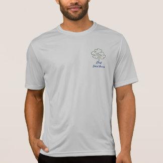 Tree eagle motorcycle T-Shirt