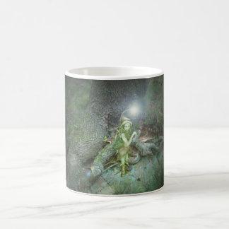 Tree elf coffee mug