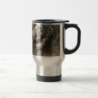 Tree Eyes Travel Mug