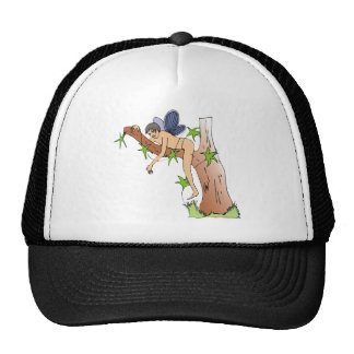 Tree-Faerie Trucker Hats