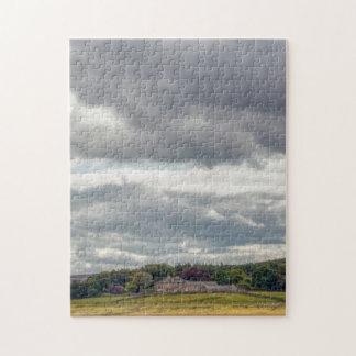 Tree fine art photography jigsaw puzzle