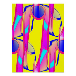 Tree Flask Posters
